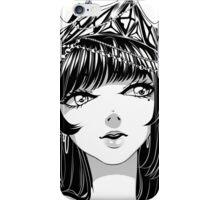 manga hime iPhone Case/Skin