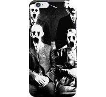 The Haunted Family iPhone Case/Skin