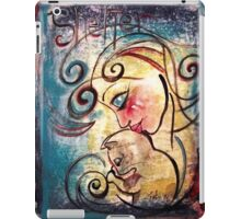 Cat Art Loralai Adoption Shelter Advocate iPad Case/Skin