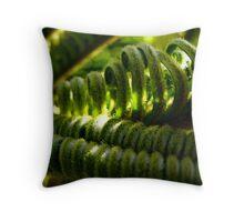 Hidden Jungle Throw Pillow