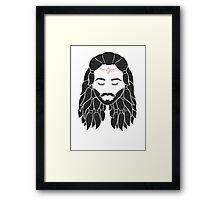 Lady Dwarf: Hita Framed Print