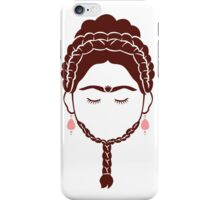 Lady Dwarf: Freyja iPhone Case/Skin