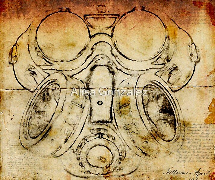 Goggle Plan by Alisa Gonzalez