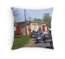 On the Parkway Throw Pillow