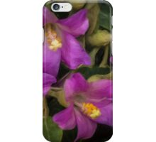 Tree Blossoms. iPhone Case/Skin
