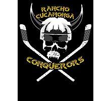 Rancho Cucamonga Conquerors Photographic Print