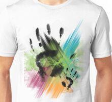 Finger paint  Unisex T-Shirt