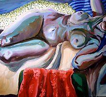 Body Waves by Jackie Major