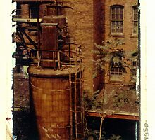 Armstrong Cork Factory - Exterior View #2 by Steven Godfrey