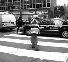 New York Street Photography 40 by Frank Romeo