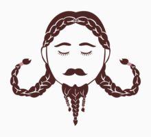Lady Dwarf: Edda One Piece - Short Sleeve