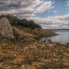 Lake Eucumbene Storm by yolanda