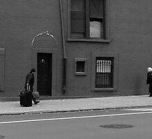 New York Street Photography 42 by Frank Romeo