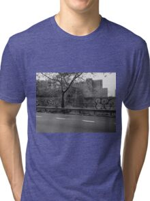 New York Street Photography 45 Tri-blend T-Shirt
