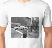 New York Street Photography 46 Unisex T-Shirt