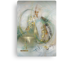Symphonic Movement Canvas Print