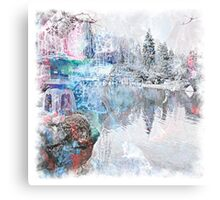 The Atlas Of Dreams - Color Plate 15 alternate Canvas Print