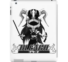 Bleach Hollow - Black White Version iPad Case/Skin
