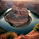 Horseshoe   Bend  by Varinia   - Globalphotos