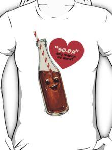 Valentine's Day! Soda Valentine T-Shirt