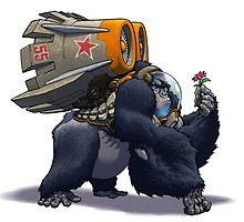 Jetpack | Gorilla by Gregory Titus