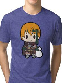Gaius Chibi Tri-blend T-Shirt