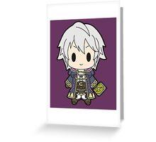 Robin (Male) Chibi Greeting Card