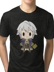 Robin (Male) Chibi Tri-blend T-Shirt