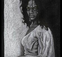 La Mariée by Paula Stirland