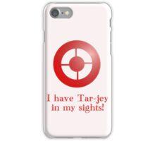 Tar-jey iPhone Case/Skin