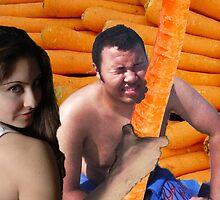 Carrots by flippitydip