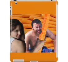 Carrots iPad Case/Skin