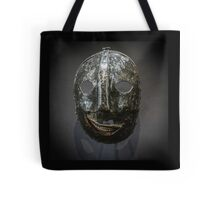 False Executioner's Mask Tote Bag