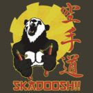 Skadoosh! by Omar  Mejia