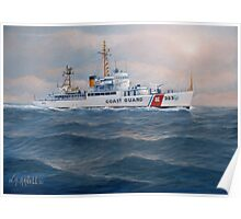 U. S. Coast Guard Cutter Castle Rock Poster
