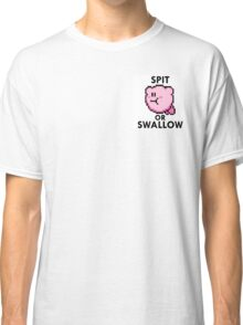 Kirby - Spit Or Swallow Classic T-Shirt