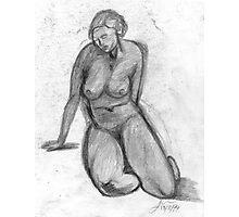 Female nude #2 Photographic Print