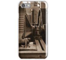 Boom Control Gears iPhone Case/Skin