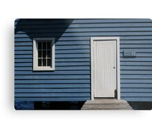 Crawley Edge Boatshed, Perth Metal Print