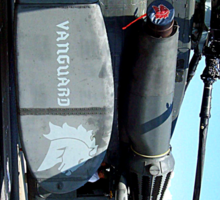 vanguard seadragon Sticker