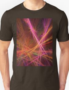 A Kitten's Interpretation of String Theory Unisex T-Shirt