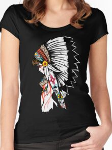 Nuevo Mexico Women's Fitted Scoop T-Shirt