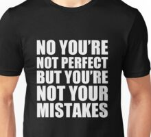 No You're Not Perfect - Kanye West Unisex T-Shirt