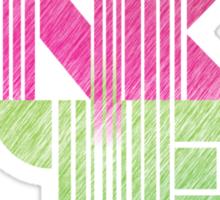 FUNKYEAH Sticker
