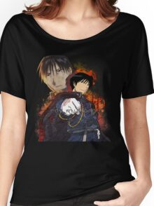 Roy Mustang Women's Relaxed Fit T-Shirt