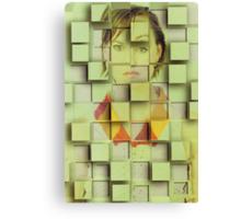 cube me Canvas Print