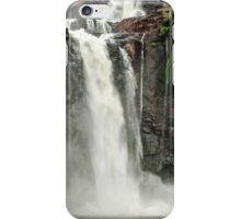 Iguazu Falls - the water falls iPhone Case/Skin