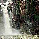 Iguazu Falls - the water falls by photograham