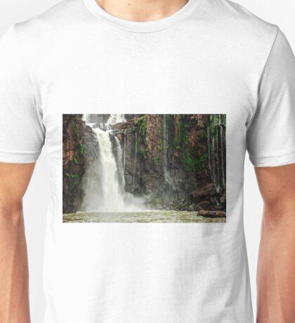 Iguazu Falls - the water falls Unisex T-Shirt