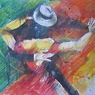 PASSIONATE DANCERS by GittiArt